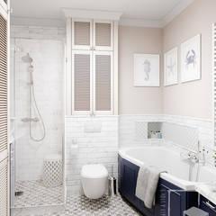 Eklektyczna łazienka Pomysły I Inspiracje Homify