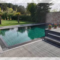 Deck Sistemleri – Havuz Kenarı l Bahçe l Balkon l Teras :  tarz Havuz,