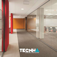 Office buildings by Tecnha,