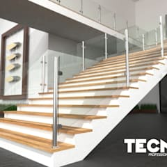 Stairs by Tecnha,