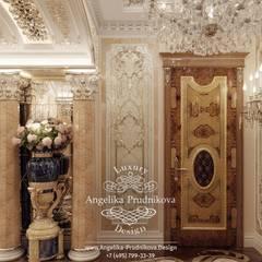 Дизайн-проект интерьера квартиры в стиле барокко элитном Доме: Коридор и прихожая в . Автор – Дизайн-студия элитных интерьеров Анжелики Прудниковой,