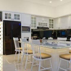 Interior Citra Klasik: Dapur oleh PT Membangun Harapan Sukses,