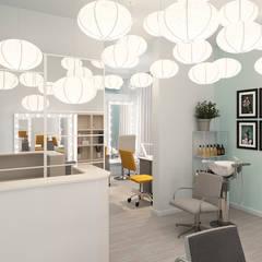 Салон красоты в Дзержинском: Коммерческие помещения в . Автор – SJull Design,