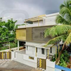 توسط Eminence Architects [Research + Design] مینیمالیستیک