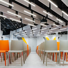 Conference Centres by SJull Design, Modern