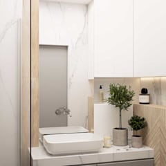 Nowoczesna łazienkaprojektowanie Wnętrz Pomysły Zdjęcia