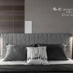 Phòng ngủ phong cách hiện đại bởi 木博士團隊/動念室內設計制作 Hiện đại