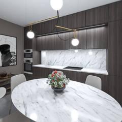 آشپزخانه توسطstudiosagitair, شمال امریکا