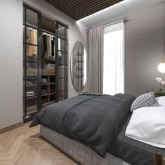 غرفة نوم تنفيذ studiosagitair, إستعماري