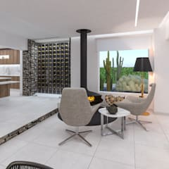 Wine cellar by studiosagitair,