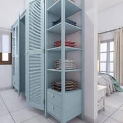 Ruang Ganti oleh studiosagitair, Mediteran