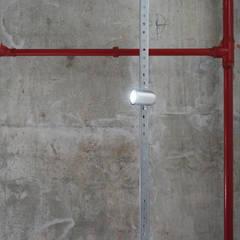 Escritório BA+AB Escritórios minimalistas por Brune Arquitetura Minimalista Concreto