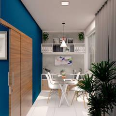 Ruang Komersial oleh KM ARQUITETURA