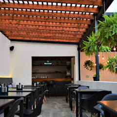 مطاعم تنفيذ Mina arquitectos