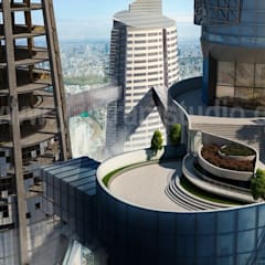 منزل سلبي تنفيذ Yantram Design Studio di architettura, كلاسيكي