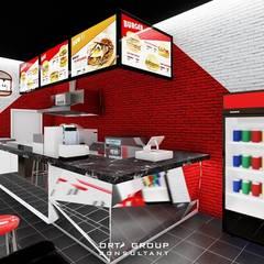 chimi burger : Restoran oleh ORTA GROUP,