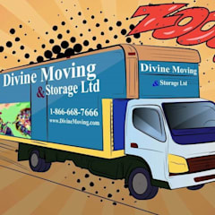 by Divine Moving and Storage NYC Classic