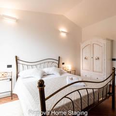 Quartos  por Rinnova Home Staging e Redesign , Mediterrâneo