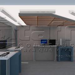 Плоские крыши в . Автор – CONSTRUCTORA TAFRA, S. A. DE C. V.,