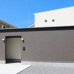 COURT: 松井設計が手掛けた一戸建て住宅です。,