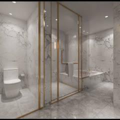 Bathroom by 立騰空間設計, Classic