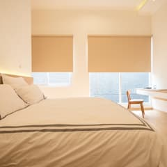 Interior Tomang House: Kamar tidur kecil oleh PT Membangun Harapan Sukses,
