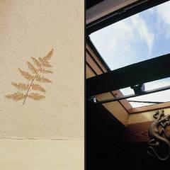إضاءات طبيعية من سقف  تنفيذ 光風舎1級建築士事務所
