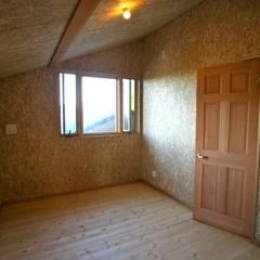 غرفة نوم مراهقين  تنفيذ 株式会社高野設計工房