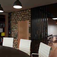 Study/office by IdeaBang, Industrial