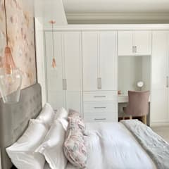 Fourways Project Modern style bedroom by CS DESIGN Modern