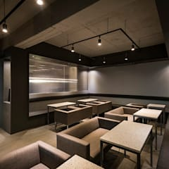 Bars & clubs by 므나 디자인 스튜디오,