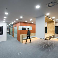 메이븐 코리아 교육센터|Office by 므나 디자인 스튜디오 모던