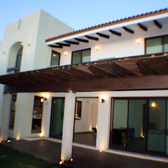 منزل عائلي صغير تنفيذ Rabell Arquitectos , إنتقائي