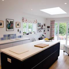 Farnham internal remodelling and modernisation project by dwell design Modern