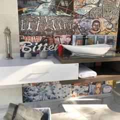 Ruang Komersial oleh AMBIENTA Interiorismo & Hogar
