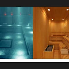Steam Bath by Finlandeses spa,
