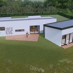 Casa 11 de HD Arquitectura Minimalista