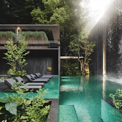 Hotels by T + T arquitectos, Modern