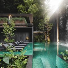 Hotels توسطT + T arquitectos, مدرن