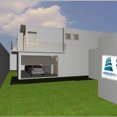 by Servicios de Ingeniería, Diseño & Construcción Tropical ایلومینیم / زنک