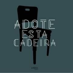 Mostra Modernos Eternos - ADOTE ESTA CADEIRA: Salas de jantar  por AMMA PROJETOS,Campestre Ardósia