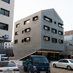Multi-Family house توسطAAG architecten, مدرن آجر