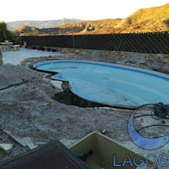 Garden Pool by LAGOONS, Mediterranean Quartz