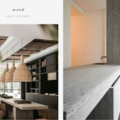 Built-in kitchens by Noemi Cavallero,