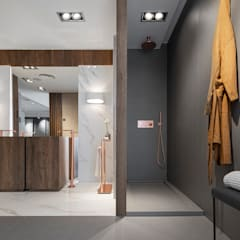 Commercial Spaces by ÀS DUAS POR TRÊS, Modern