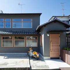 Sukima House de 山本嘉寛建築設計事務所 YYAA Asiático