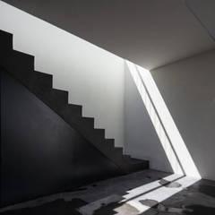 Raulino Silva Arquitecto Unip. Ldaが手掛けた二世帯住宅,