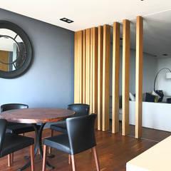 Departamento Bosque Real: Comedores de estilo  por Urbyarch Arquitectura / Diseño, Clásico
