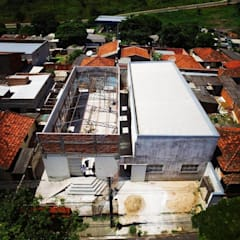 Office buildings by SR PRUDENTE ENGENHARIA E ARQUITETURA LTDA,