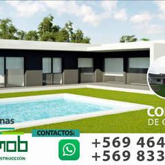Proyectos de arquitectura, Ingeniería y Construcción.-: Parcelas de agrado de estilo  por ARQUIMOB E.I.R.L, Mediterráneo